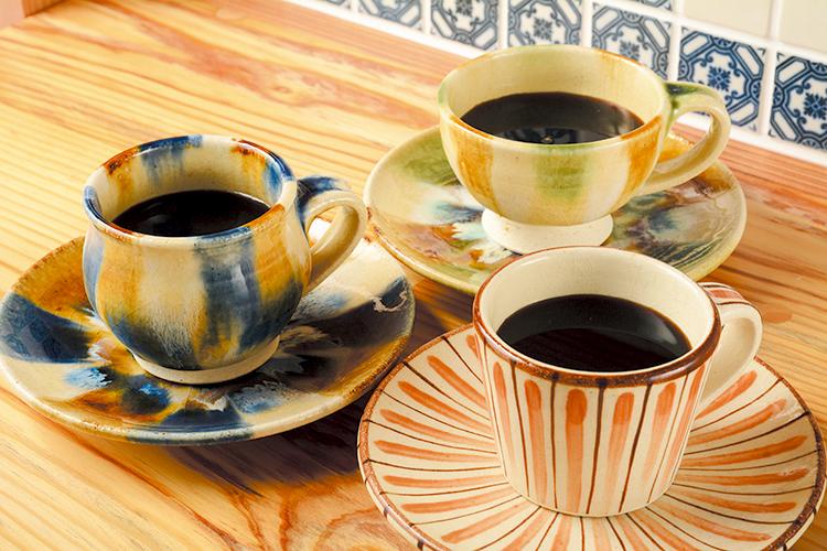 コーヒー(ホット/アイス)